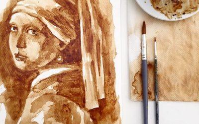 Изкуство и кафе